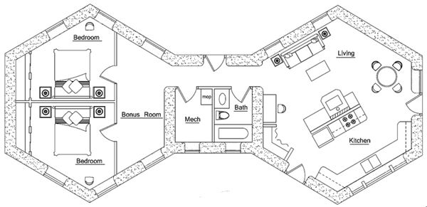 modular pods owen geiger, designer   theme: bold geometry