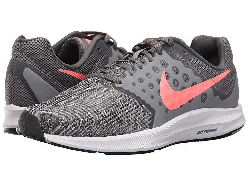d469521ff97 Nike Downshifter 7 (Cool Grey Lava Glow Dark Grey White) Women s Running  Shoes. Break into new habits one mile at a time in the Nike Downshifter 7  running ...