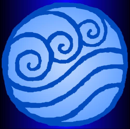 I Want To Be A Water Bender Sooo Bad Water Tribe Water Symbol Waves Symbol
