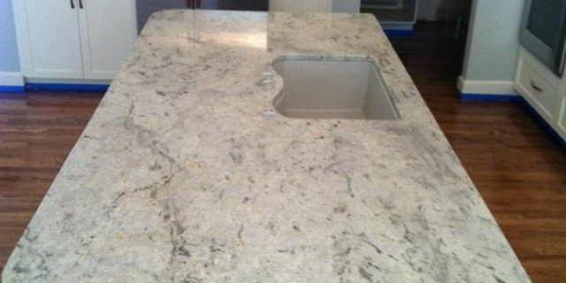 White Moon Granite Countertop Archives By Steve