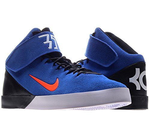 Nike KD Vulc Mid (GS) Boys Basketball Shoes 685495-401 Reviews $ 80.00
