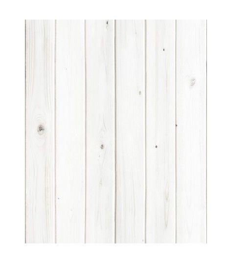 Papier Peint Lambrisio Blanc - Revêtement sol et mur   Maison ...