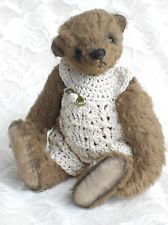 """Künstlerbär """"Margret"""" von den Urbi-Bären"""