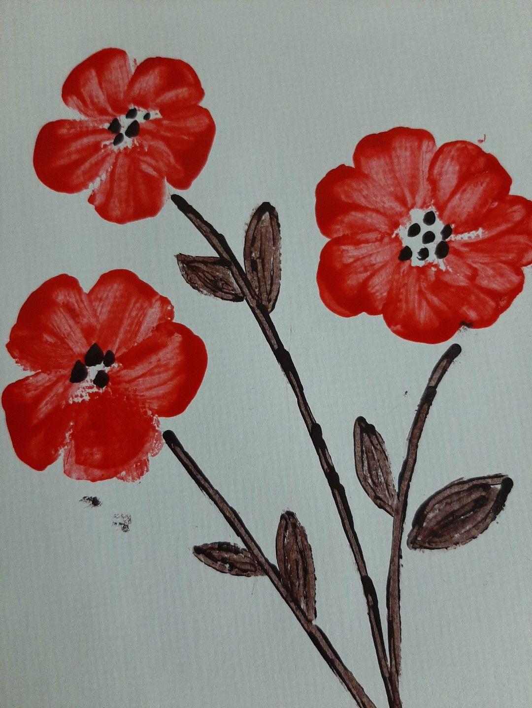 How To Draw Flower Easily Flower Drawing Drawings Cartoon Drawings