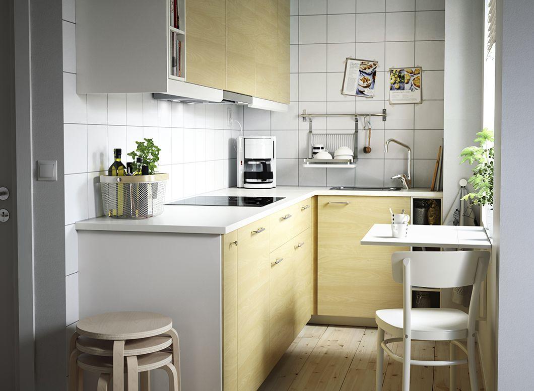 МЕТОД/ТИНГСРИД | Kitchen design | Pinterest | Custom kitchens, Small ...