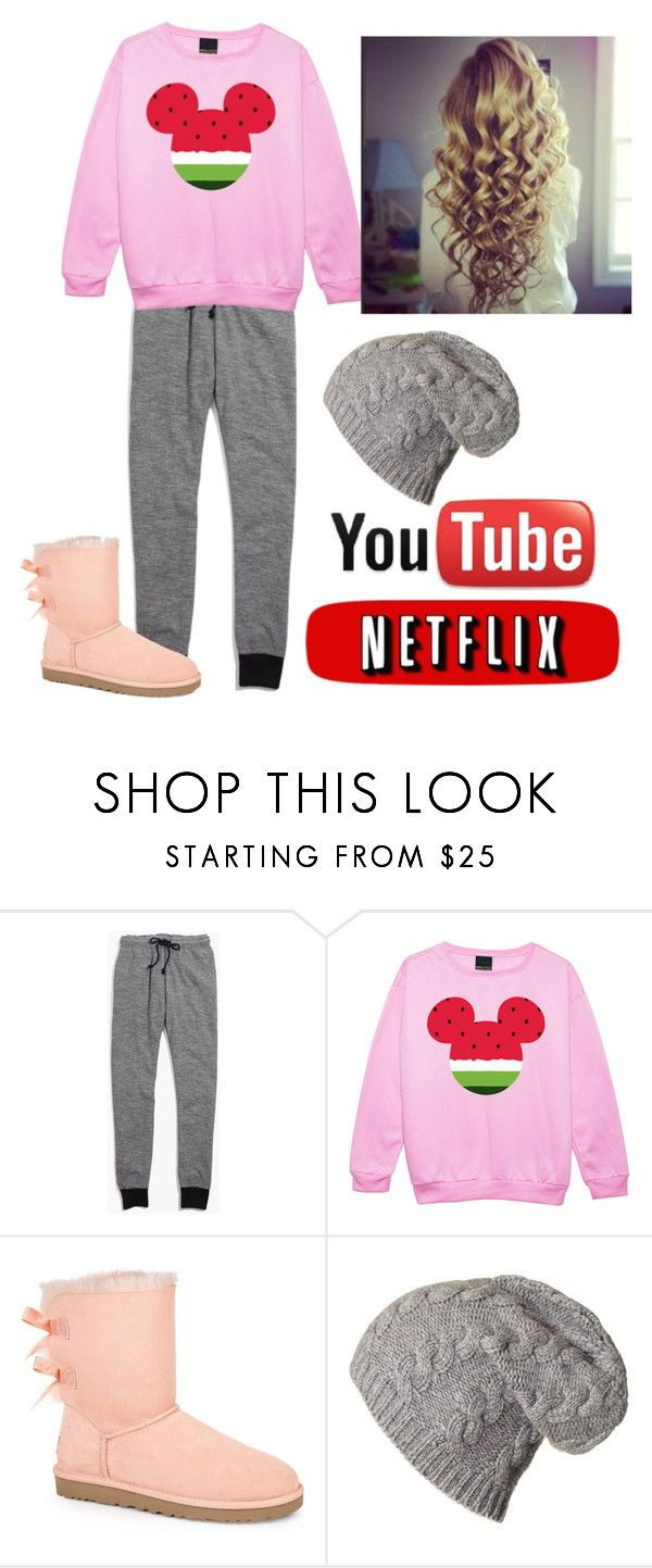 """""""My weekend"""" by farnzyi ❤ liked on Polyvore featuring Madewell and UGG Australia"""