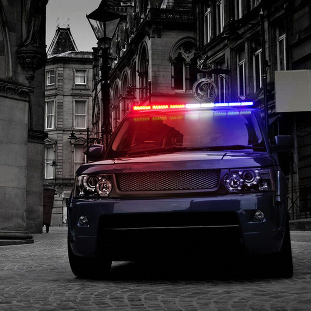 12v 35 car led strobe work light bar police car flash signal 12v 35 car led strobe work light bar police car flash signal emergency warning beacon aloadofball Choice Image