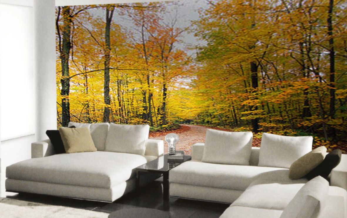 Murales fotogr ficos modelo bosque decoraci n beltr n - Decoracion beltran ...