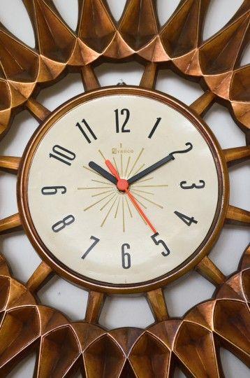 Syroco Sunburst Clock4