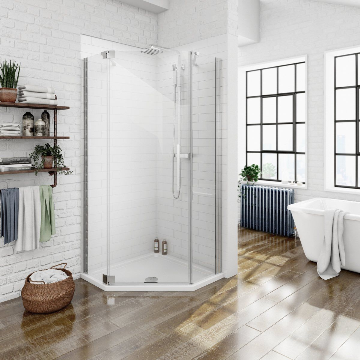 What Are The Things To Consider When Buying A Shower Tray With