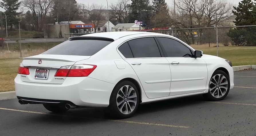 2015 Honda Accord Sport V6 Honda accord, Honda accord