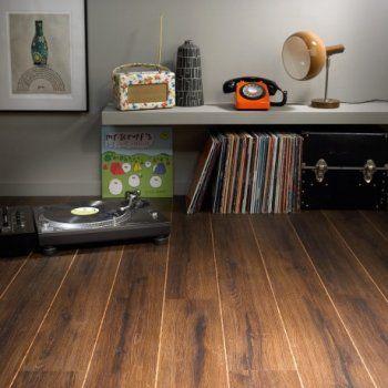 Roasted Oak Vinyl Flooring Tiles