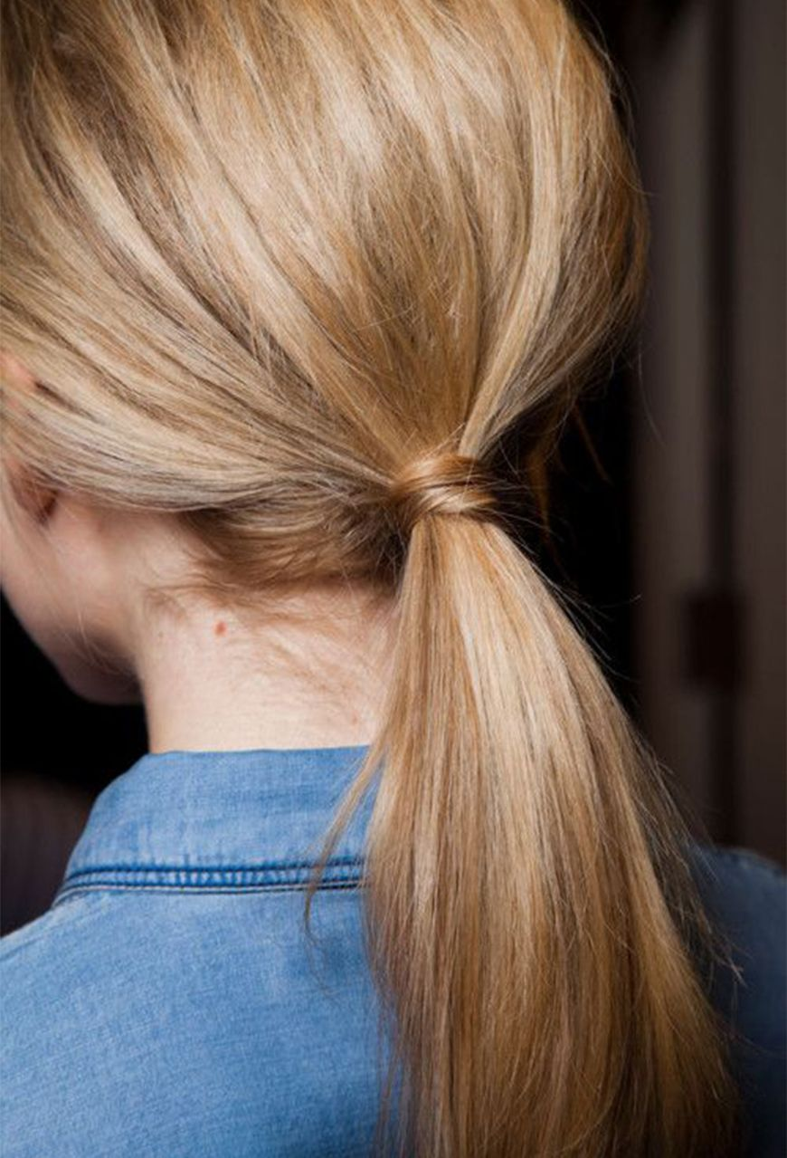 how to make a ponytail look good