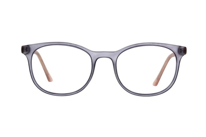 3775ab8470 Blue Round Glasses  125716
