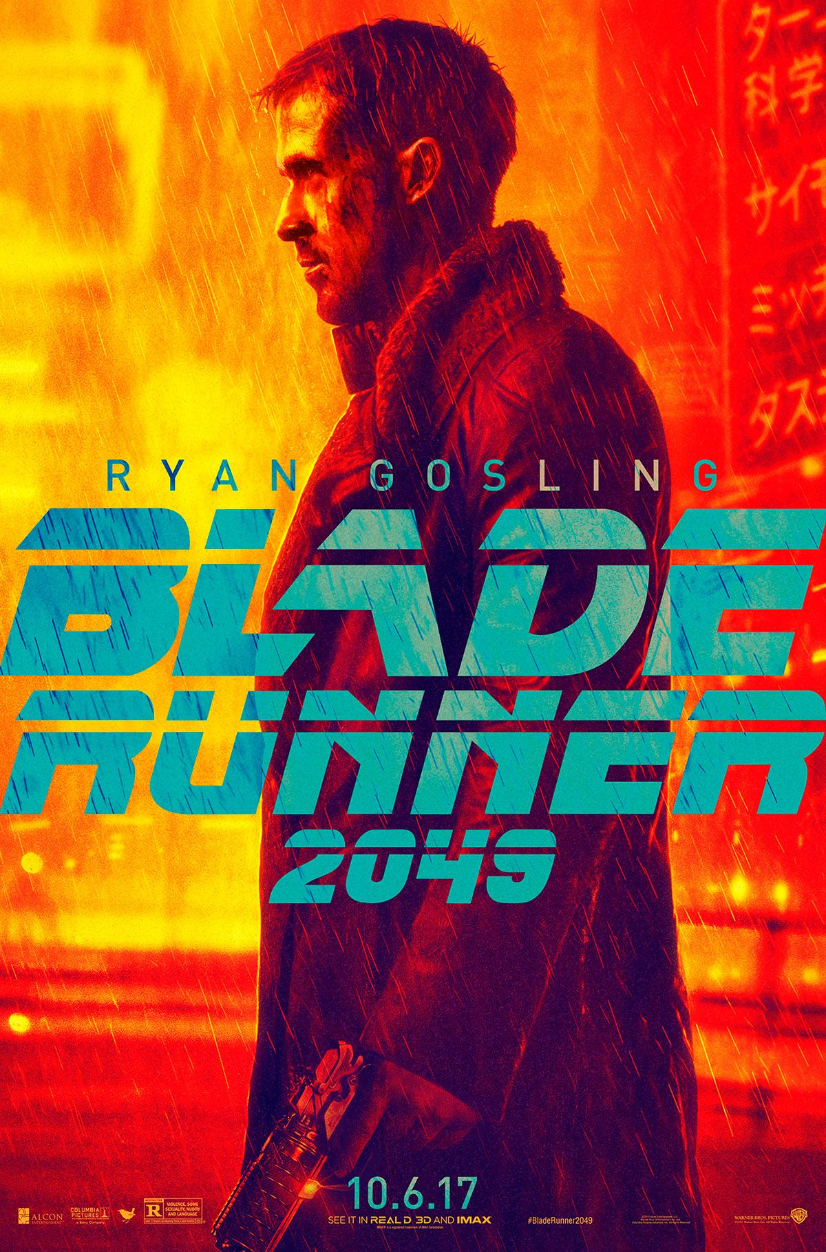Behind The Art Direction Brand Identity Of Blade Runner 2049 Blade Runner Blade Runner 2049 Movie Posters
