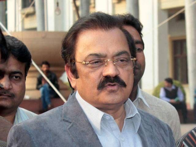 لاہور (ہاٹ لائن ) صوبائی وزیرقانون رانا ثنااللہ نے کہا ہے کہ عمران خان اور جے آئی ٹی کے پاس وزیراعظم