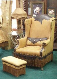 Rustic Log Furniture Tyler Texas Dallas TX Dining Set Juniper Mesquite  Rocker Tyler Cowhide Leather Furniture