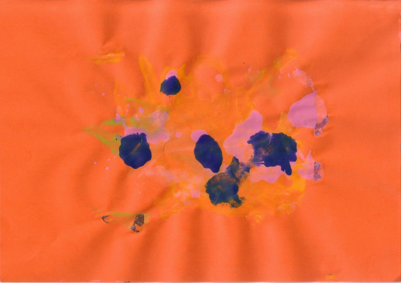 Technique de peinture - Dripping (égouttage) - Les docs d'Estelle