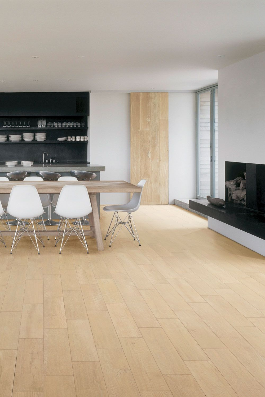 Hochmoderne #Designs mit #Fliesen in #Holzoptik  Fliesen