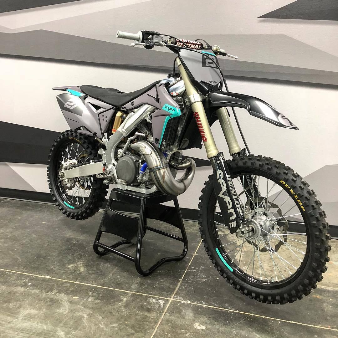 Fresh Source Ig Malcolmstewart Motocross Super Dirt Bike