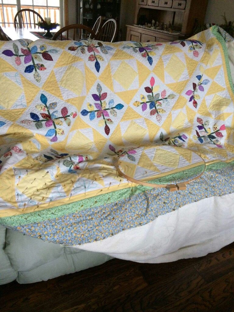 Budding Beauty | Quilts, Quilt patterns, Blanket
