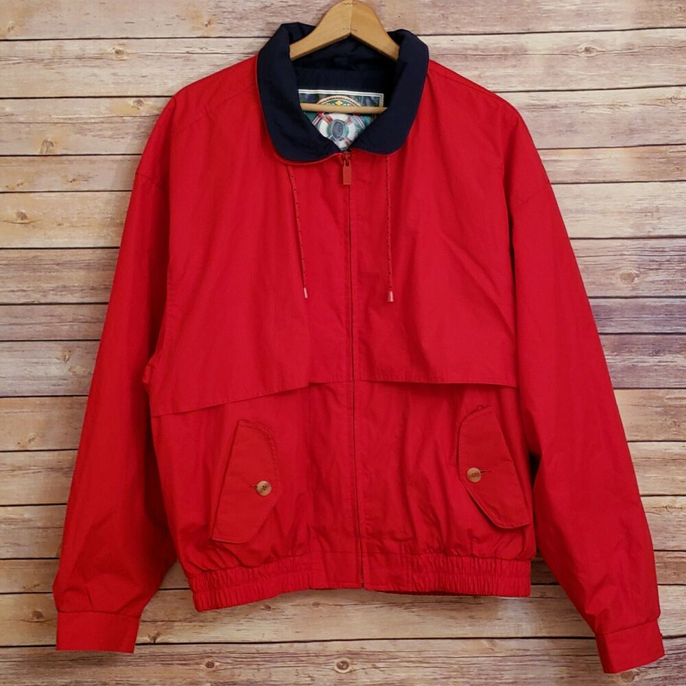 GEAR for Sports Nautical Sailing Red Zip up Breathable