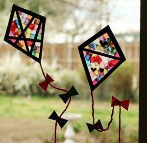 10 sommer crafts f r kleinkinder das baby post. Black Bedroom Furniture Sets. Home Design Ideas
