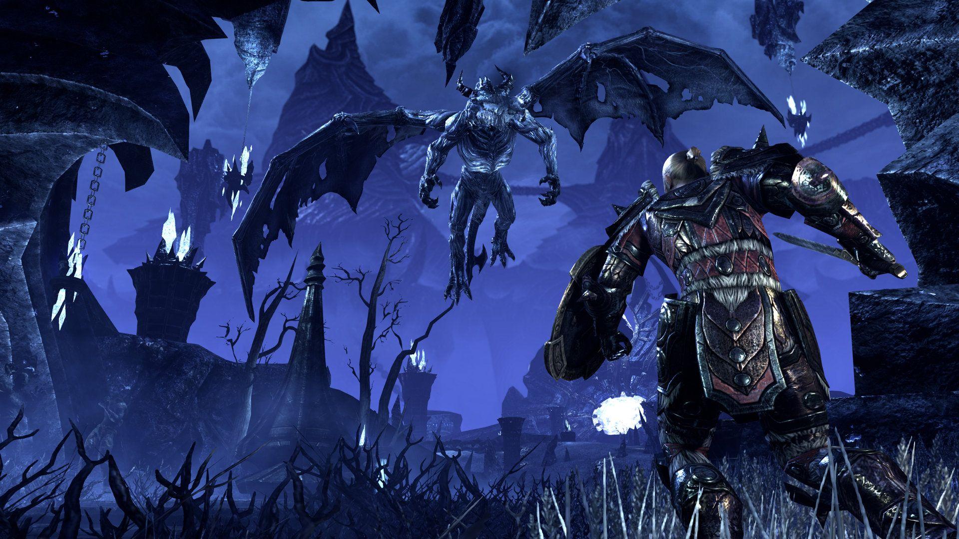The Elder Scrolls Online: Tamriel Unlimited | PS4 Games