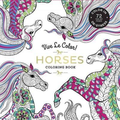 Vive Le Color Horses In De Stress