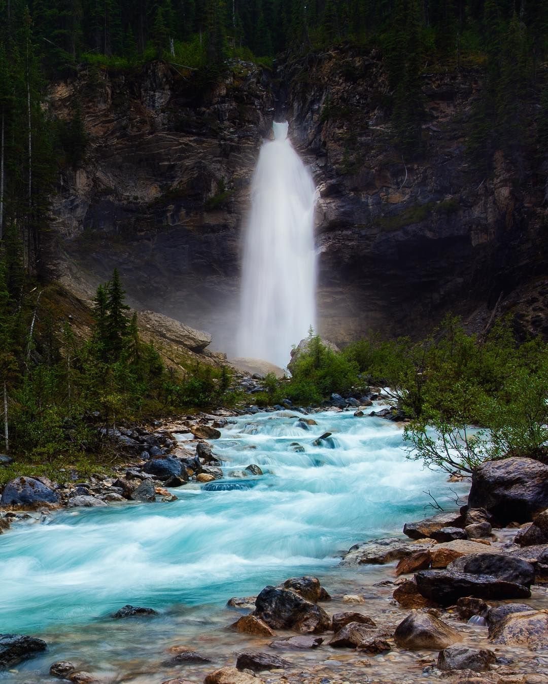 Amazing Places Canada: Taken By Callum Snape Who Is Based In BC: I Challenge All