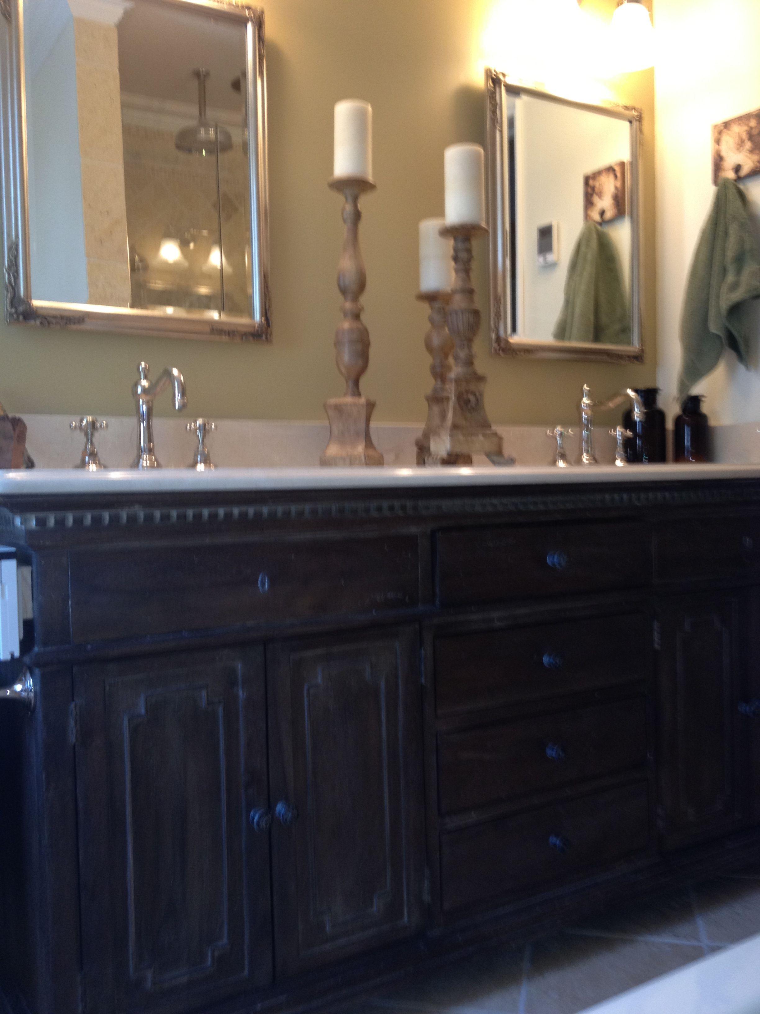 Afina medicine cabinets, Restoration Hardware St James vanity ...