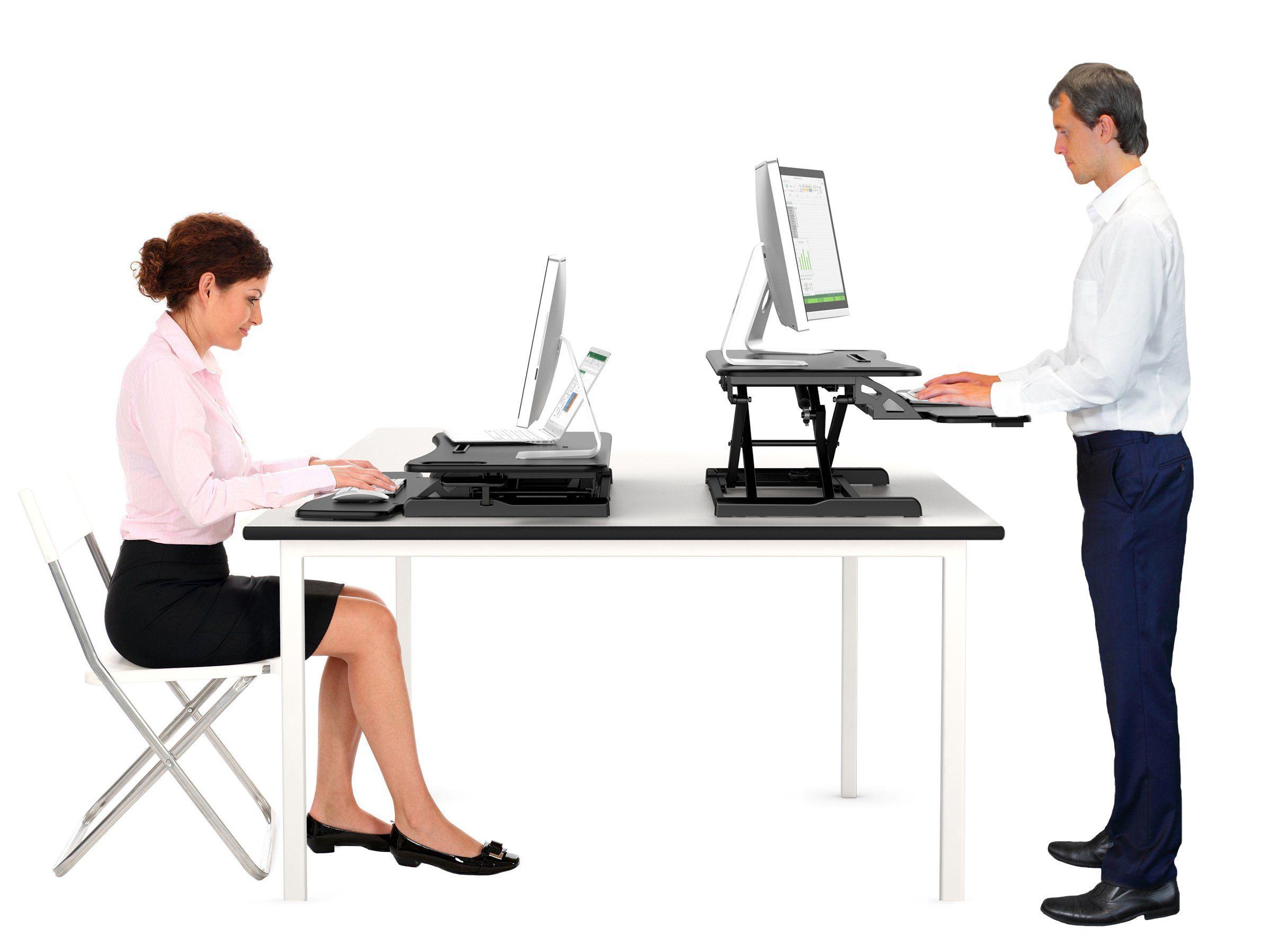 50++ Schreibtisch erhoehung fuer pc 2021 ideen