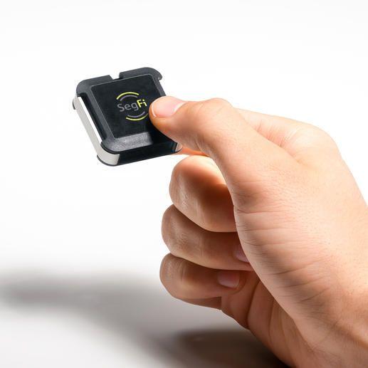 Notruf-Clip Im Notfall schnelle Hilfe auf Knopfdruck. Zu Hause und unterwegs.
