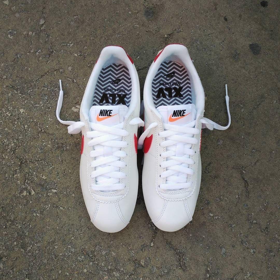 pretty nice a8c6b 77483 ... Nike Classic Cortez Premium QS TZ (Black   Black - Sail) - Sneaker .