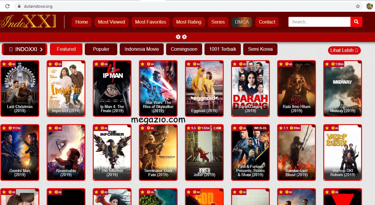 Watch Online Streaming Dutafilm, Indoxxi, Layarkaca21 Free