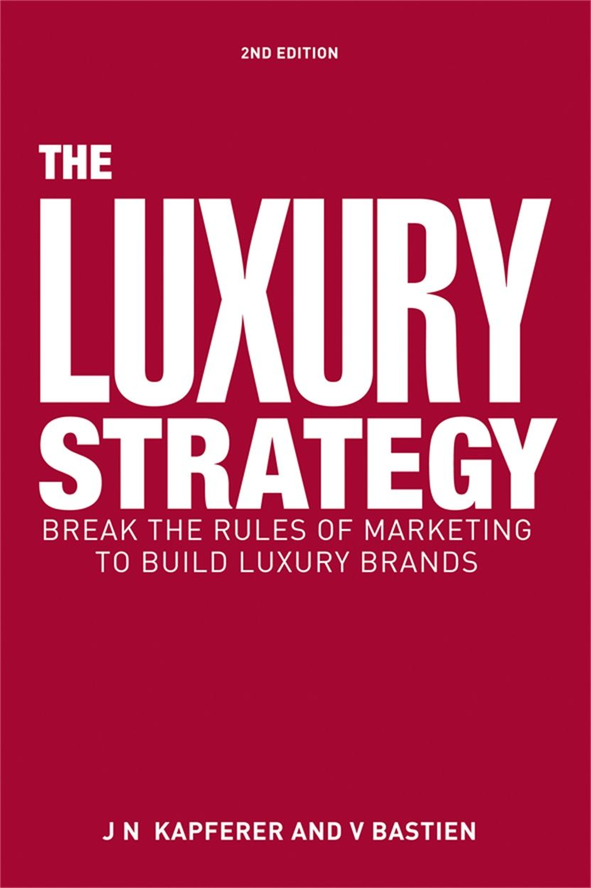 •Identifies the rules for marketing luxury products and implementing a luxury strategy •Provides the depth required to master luxury marketing strategies •Includes coverage of human resources and financial management in the luxury space