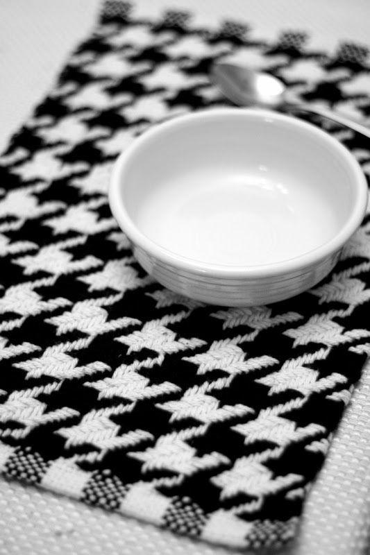 Weave-Away: Smaller is better