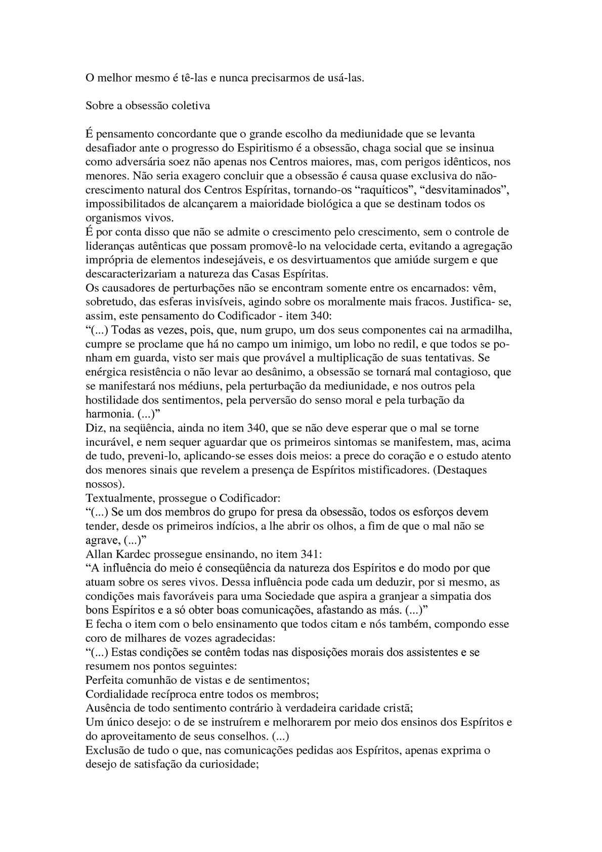 Estudando o Livro dos Médiuns Calameo PDF Download