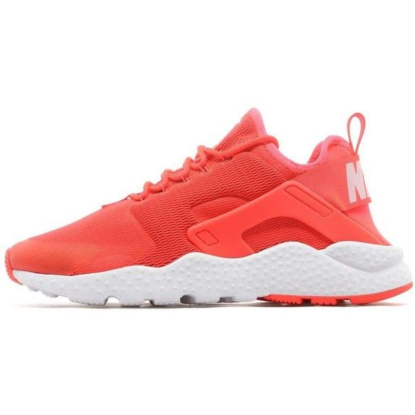 sale retailer 57b88 e0337 Nike Air Huarache Ultra Women s ( 115) ❤ liked on Polyvore featuring shoes,  athletic