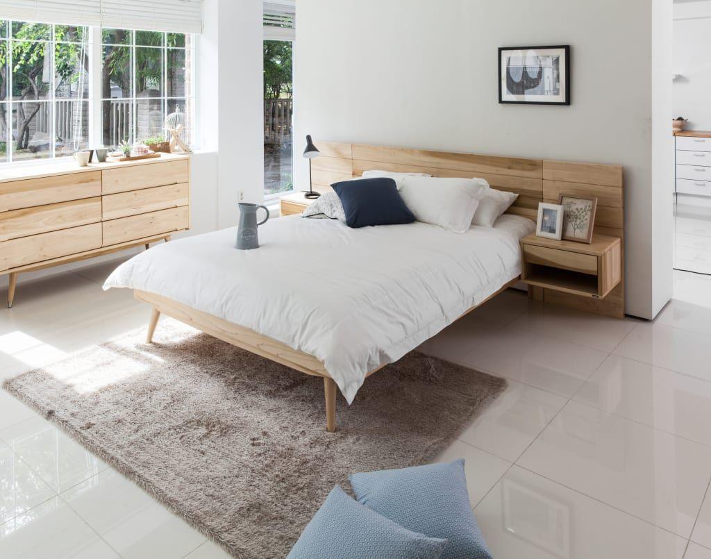 Rec maras de estilo por dormitorio pinterest - Cabecero estilo escandinavo ...