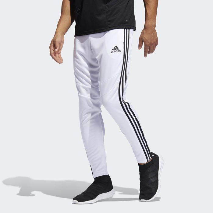 adidas Tiro 19 Training Pants White | adidas US