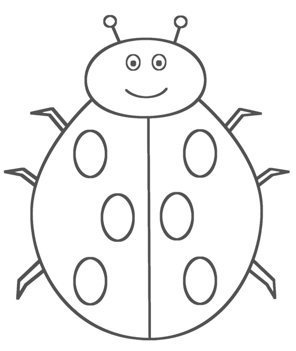 Printable+Coloring+Pages | printable ladybug coloring pages ladybug ...