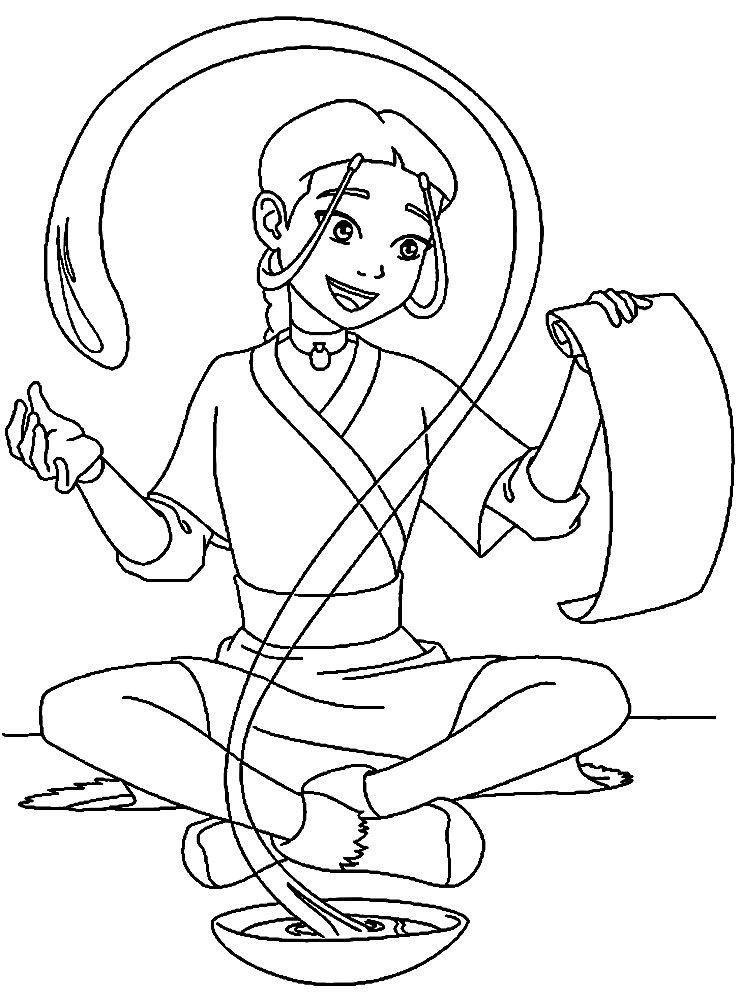 Resultado de imagen para dibujos de avatar Libro de