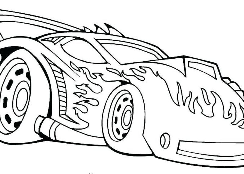 Hot Wheels Coloring Pages To Make Your Kids Day Colorful Free Coloring Sheets Monster Truck Coloring Pages Race Car Coloring Pages Coloring Pages For Boys