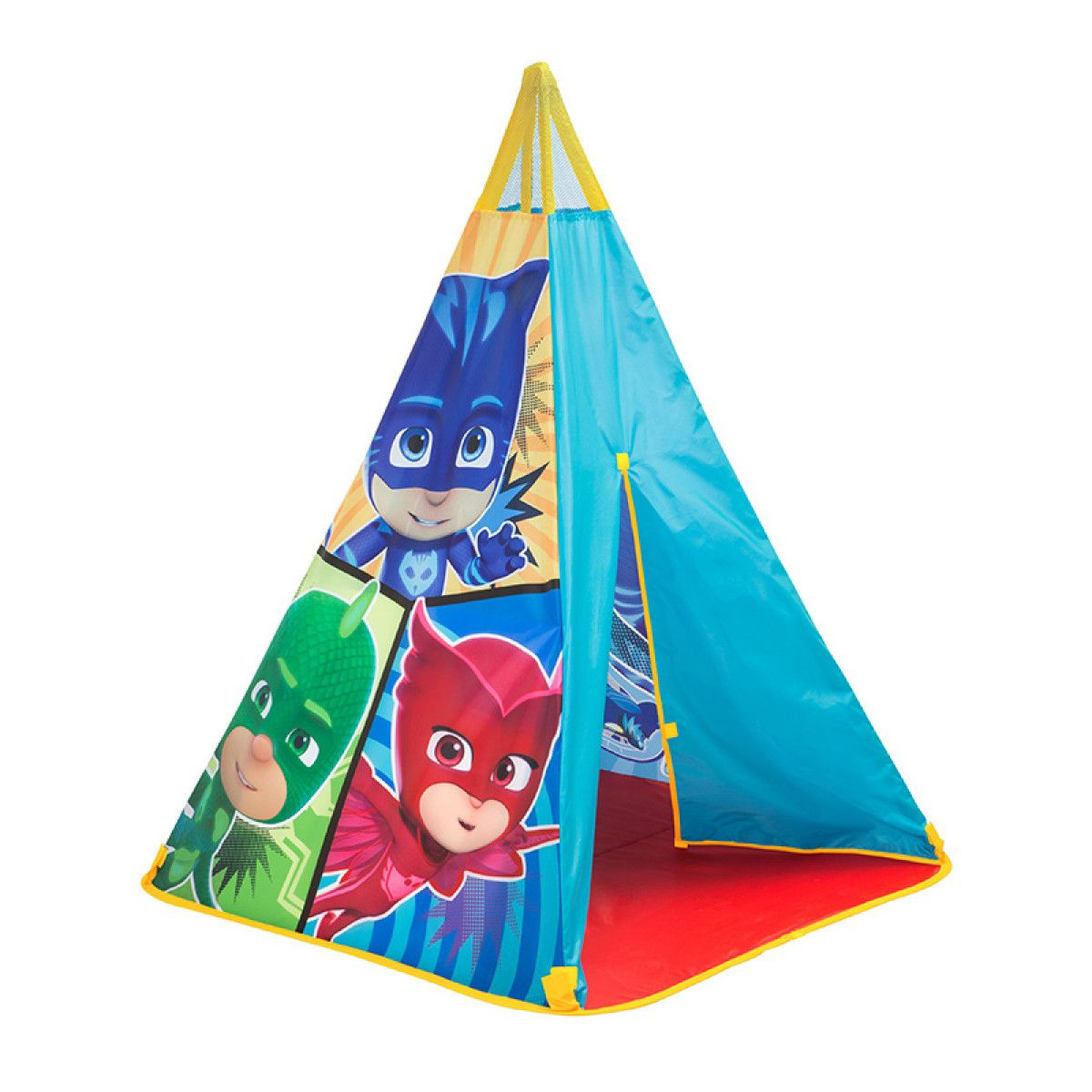 paw patrol teepee tent instructions