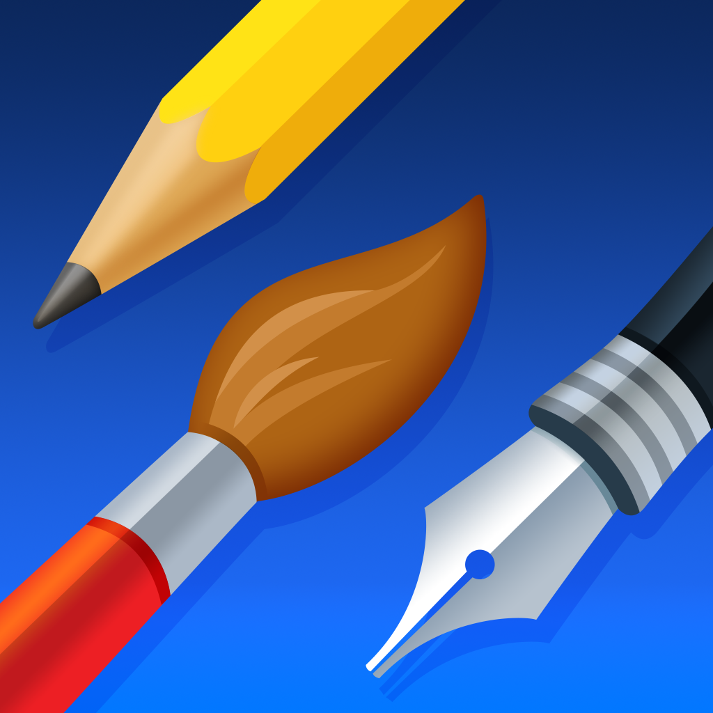 Best Vector Drawing Apps For iPad: iPad/iPhone Apps ...