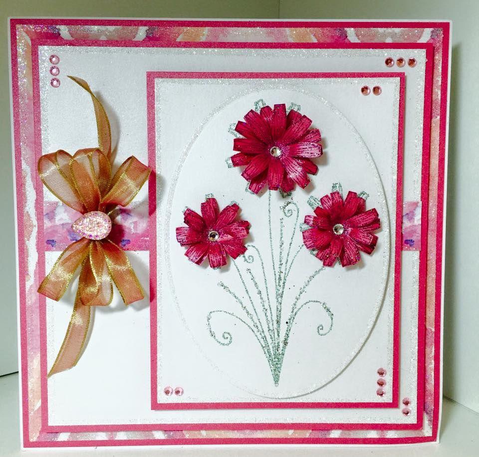 16 Creative Card Making Ideas Part - 26: Chloeu0027s Creative Cards On Hochanda
