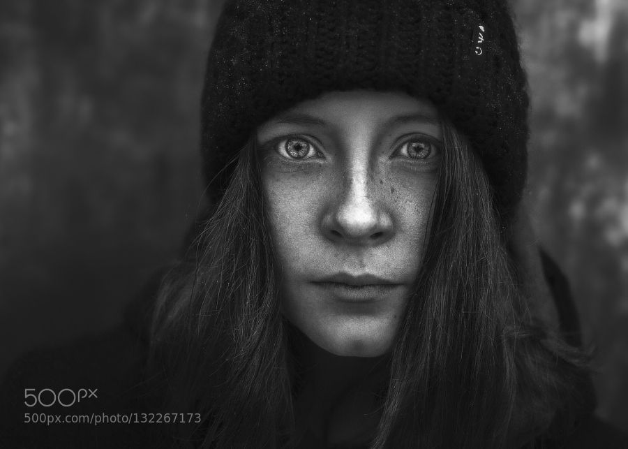 Sister by daniilkarelskiy