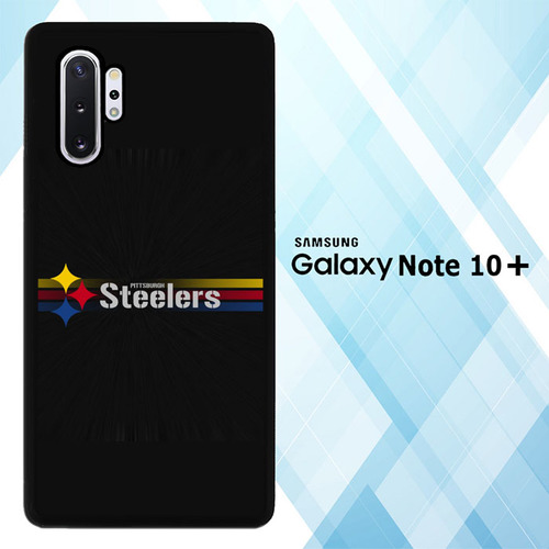 Pittsburgh Steelers X4837 Samsung Galaxy Note 10 Plus Case