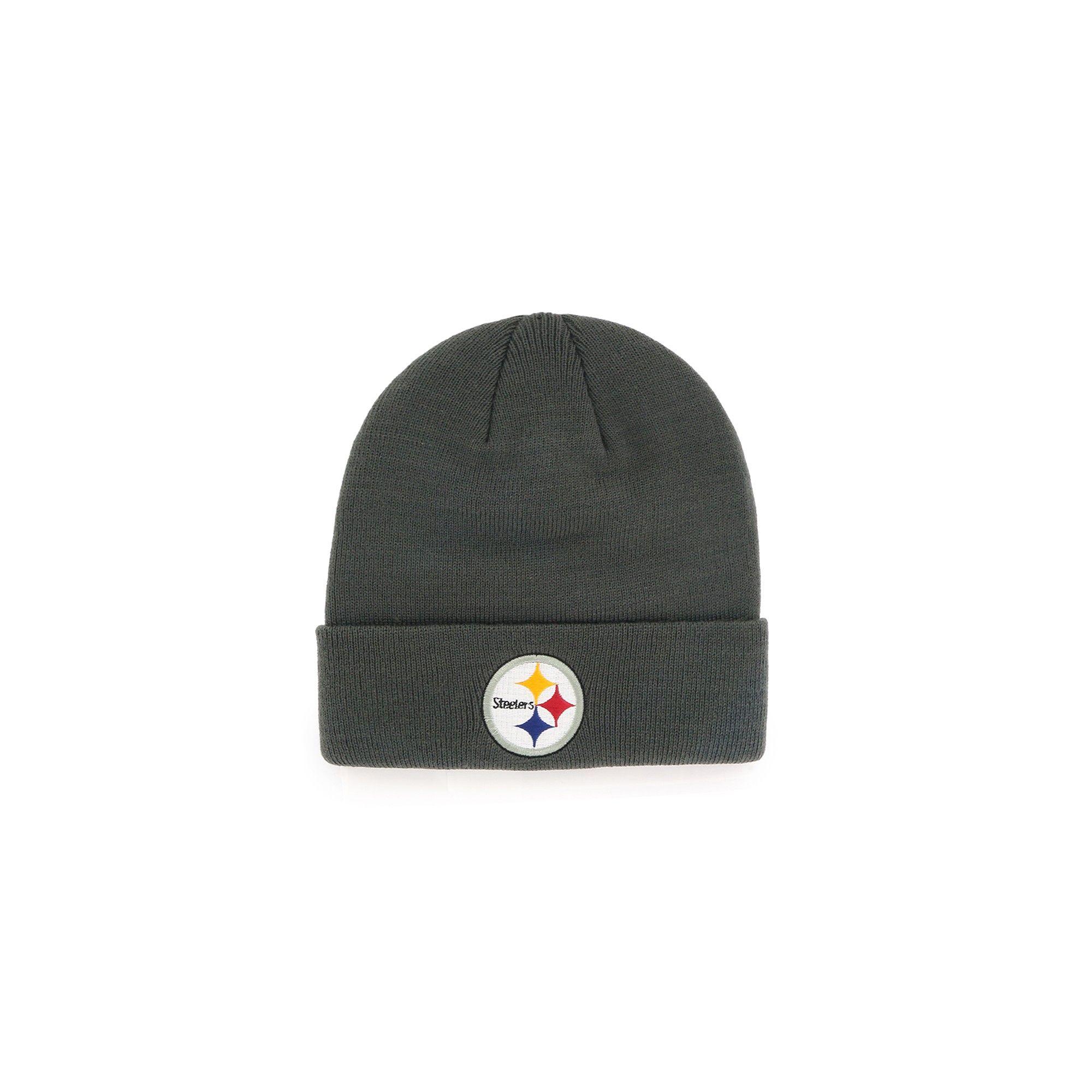 NFL Pittsburgh Steelers Cuff Knit Beanie by Fan Favorite bf2a2d642